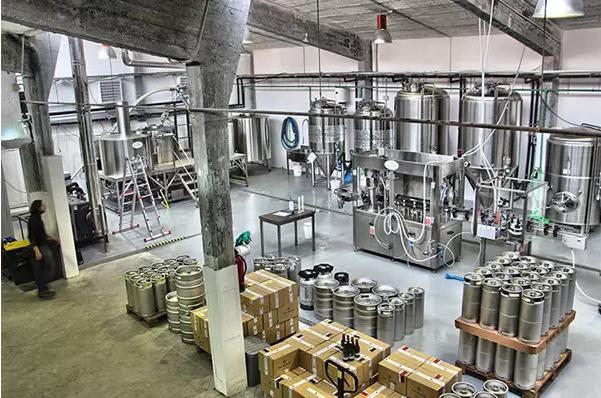 Brewery Equipment Factory China